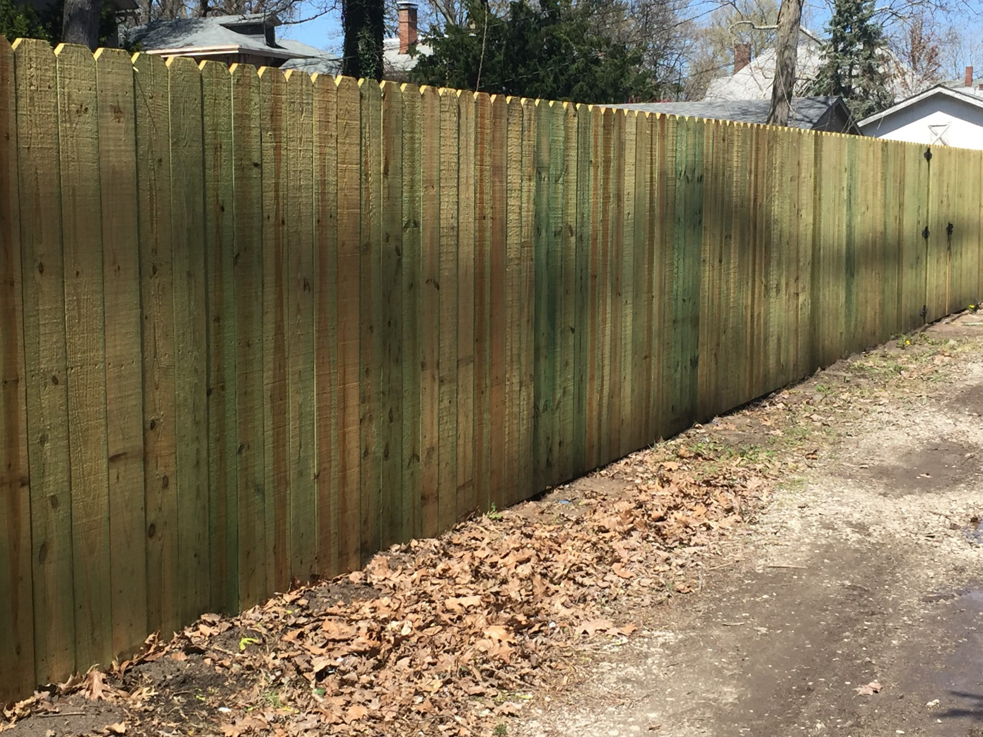 Double bee fence company all of the above products will be professionally installed and are backed by a 1 year workmanship warranty baanklon Images