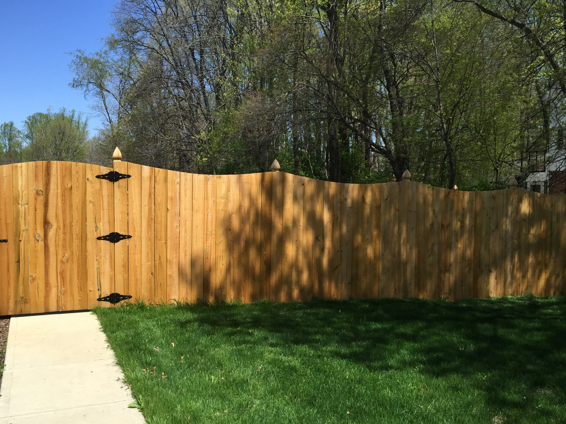 double bee fence company